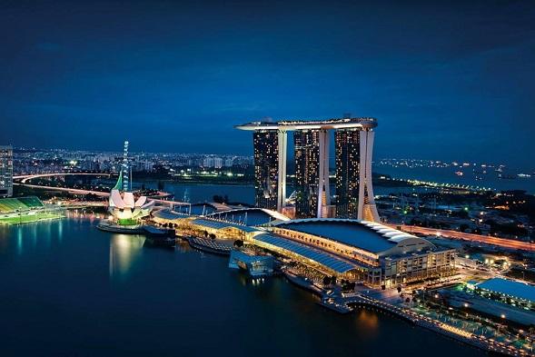 (4) Marina Bay Sands