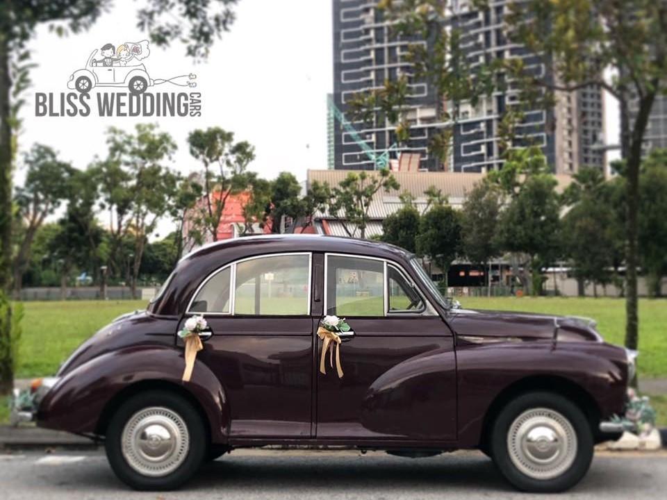 Bliss Wedding Cars