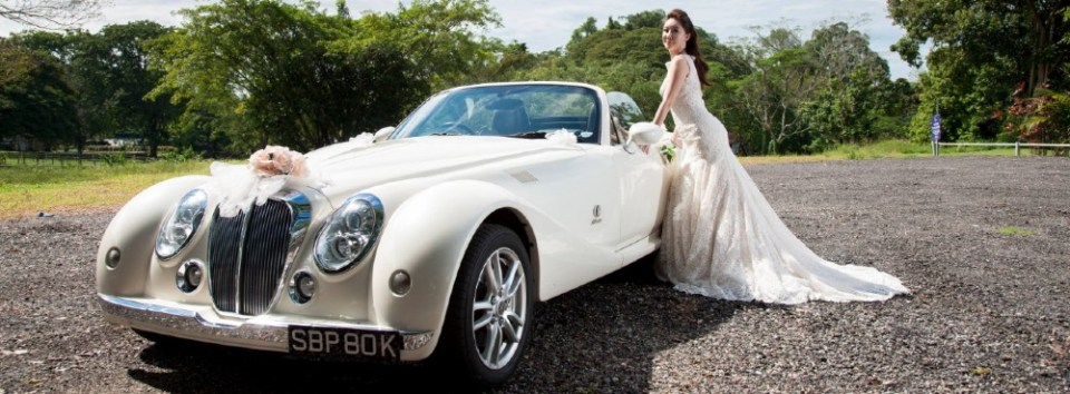 14 Popular Wedding Car Rental Companies in Singapore