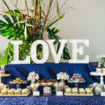 Charming Wedding Dessert Tables by The Dessert Party