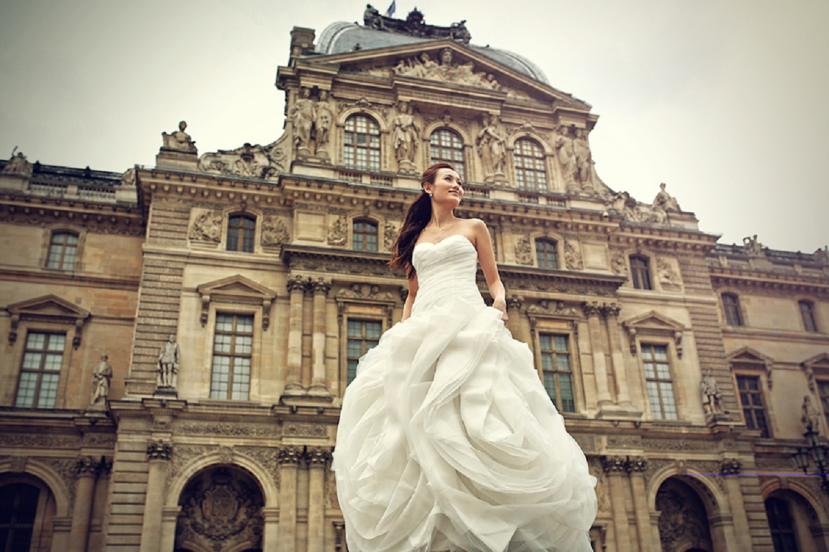 top 10 wedding gown designers in singapore | the wedding vow