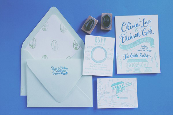 (3) Fingersmith Letterpress