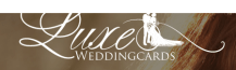 (8) Luxe Wedding Cards Logo