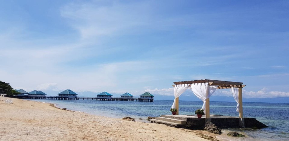 Stilts Calatagan Beach Resort wedding venues philippines