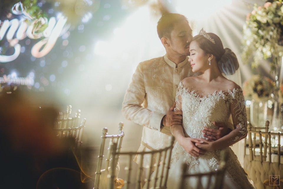 Khristelle Tan Bridal Couture wedding gown designer philippines