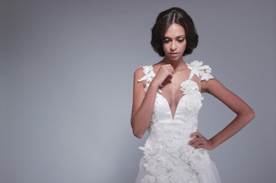 wedding gown designers - Phangsanny Couture