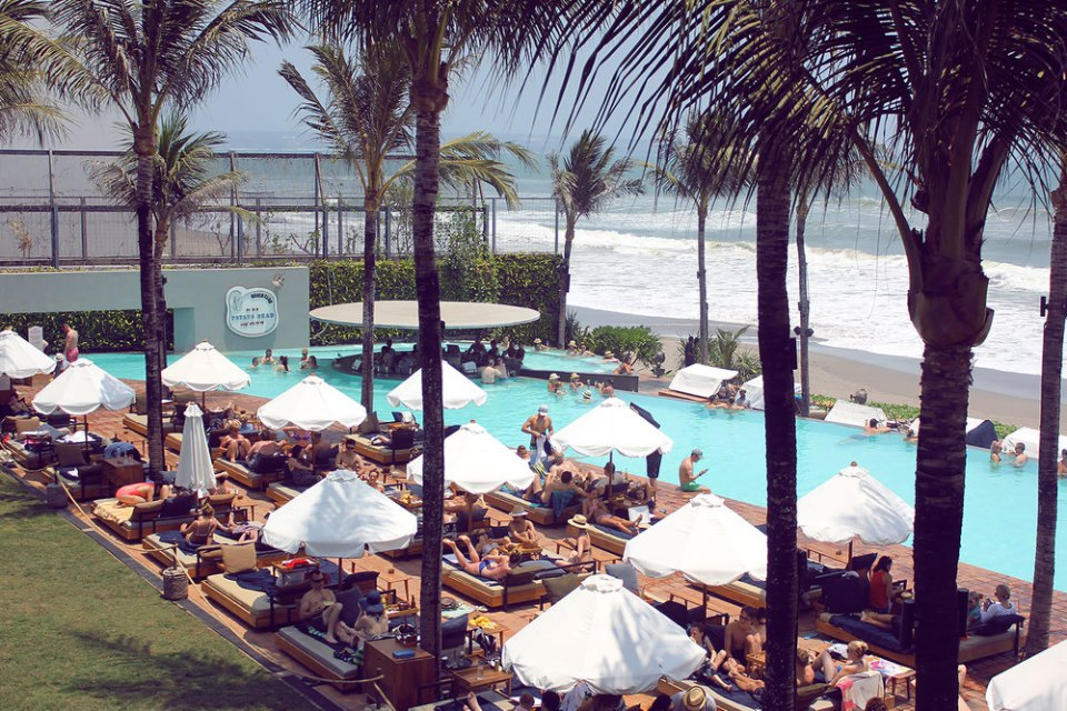 Things to Do Bali Honeymoon Potato Head Beach Club