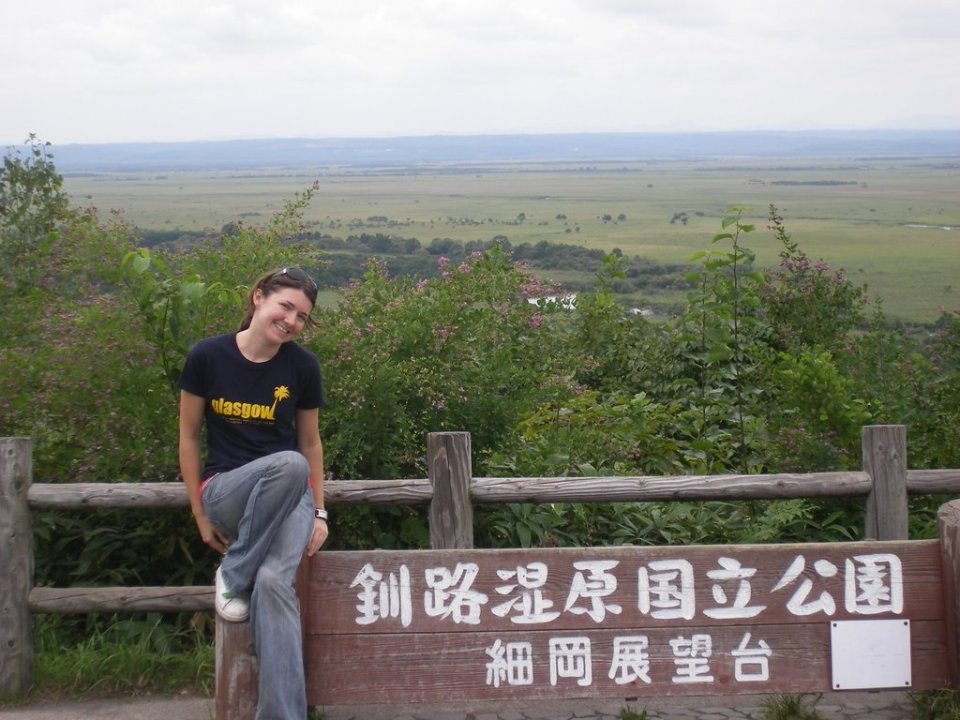 Hokkaido Honeymoon - Kushiro-shitsugen National Park - Norma in Japan