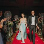 Sebastian & Priscilla's Music-themed & Pantone-coloured Wedding