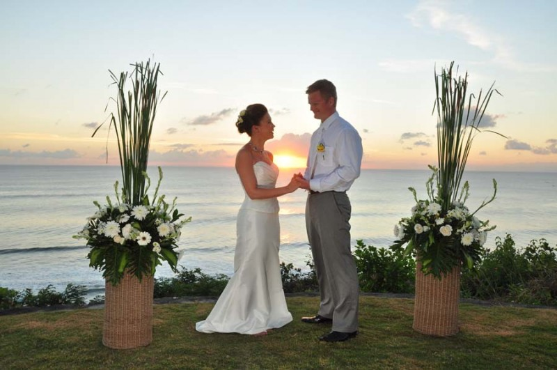 Wedding Venues Indonesia - Uluwatu Surf Villas - Heavenly Bali Wedding