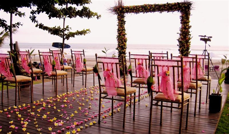 Wedding Venues Indonesia - Anantara Seminyak Resort and Spa - The Marriage