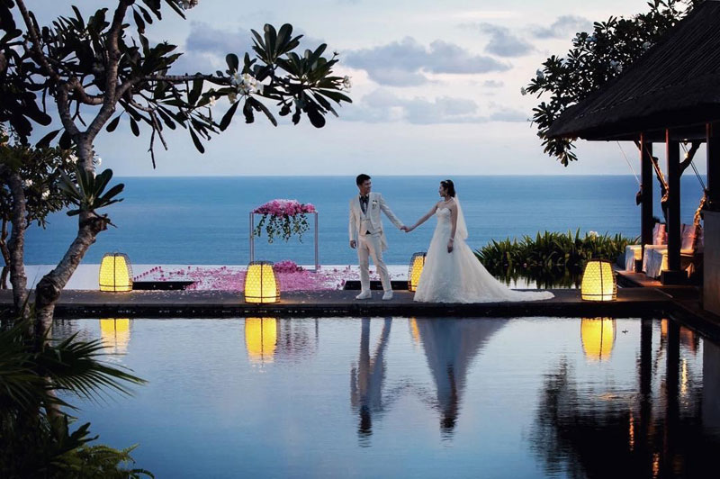 Wedding Venues Indonesia - Bulgari - TripCanvas