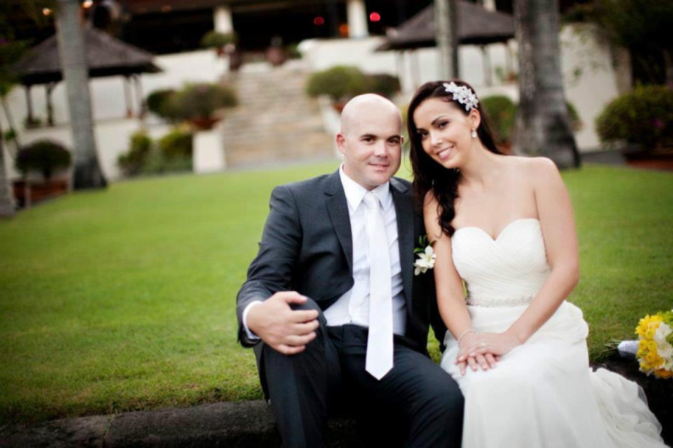 Wedding Makeup and Hairdressing - Bali Edge