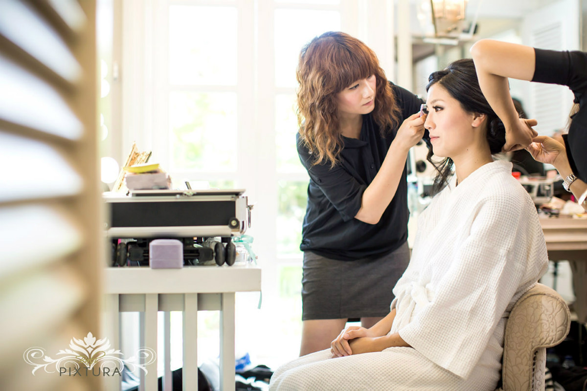 Top 10 Wedding Makeup and Hairdressing Stylists in Bali │ The ...