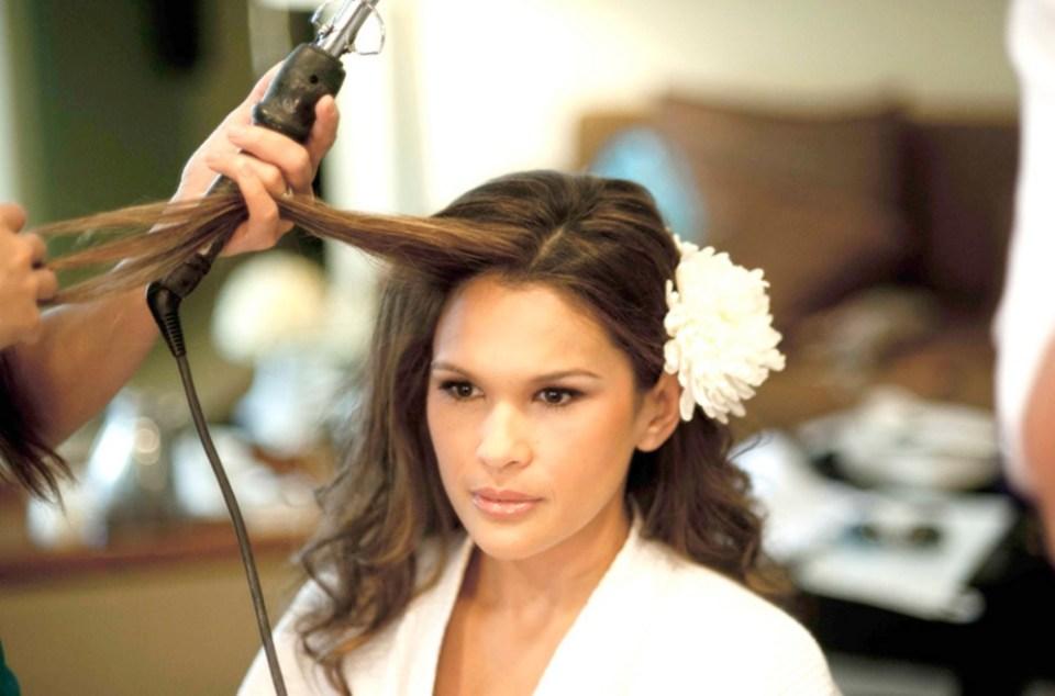 Wedding Makeup and Hairdressing - Sherlya