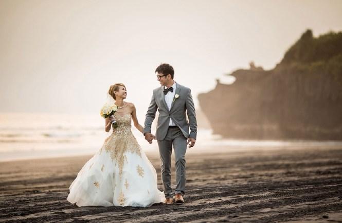wedding videographers indonesia