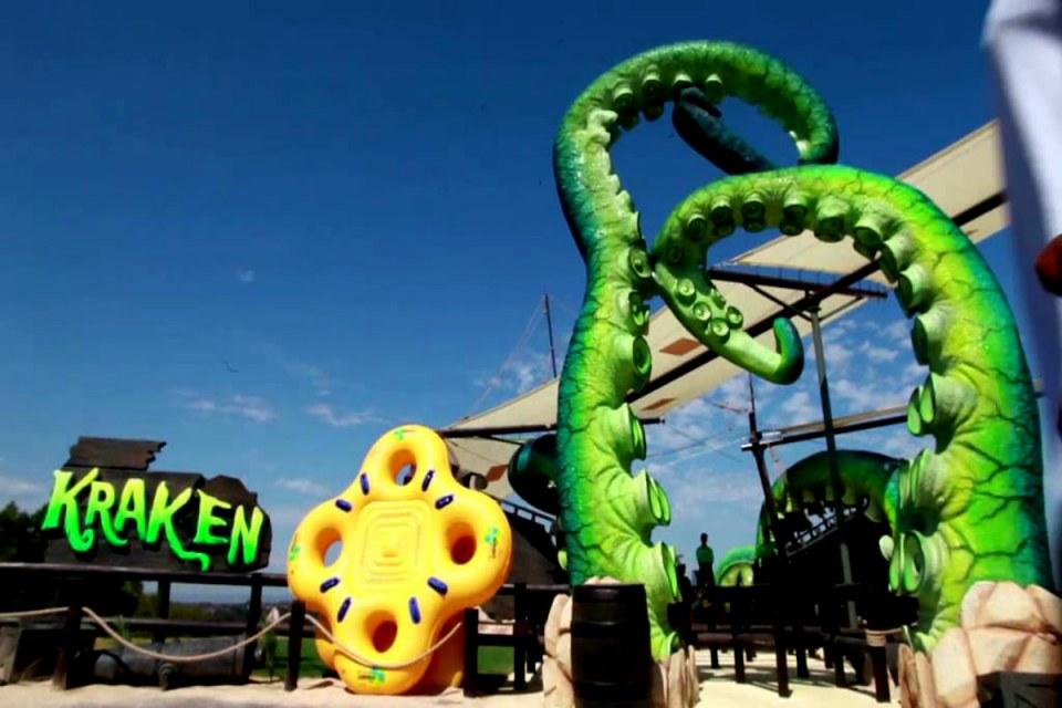 Photo via Kraken Adventure Park