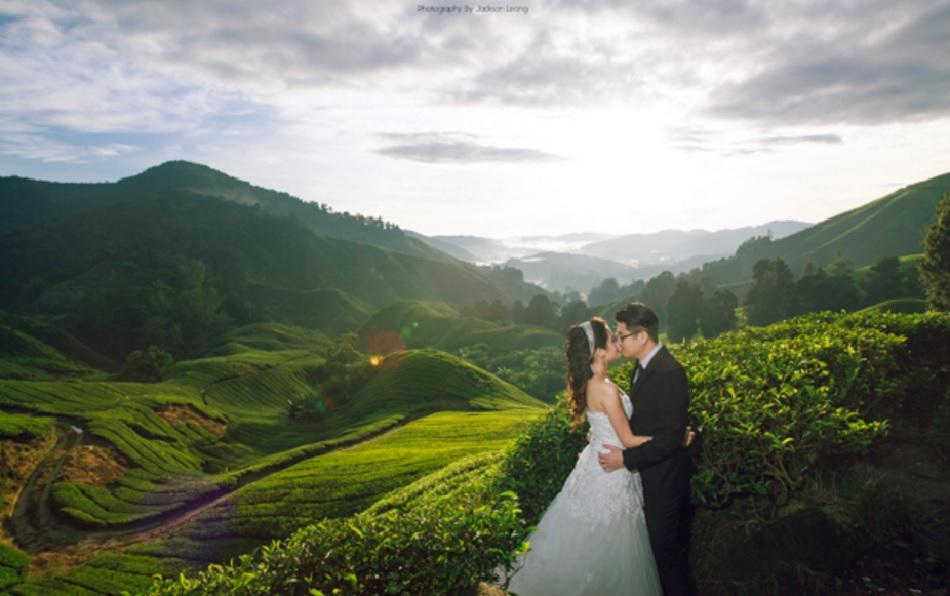 wedding venues malaysia - Cameron Highland Resort - OneThreeOneFour