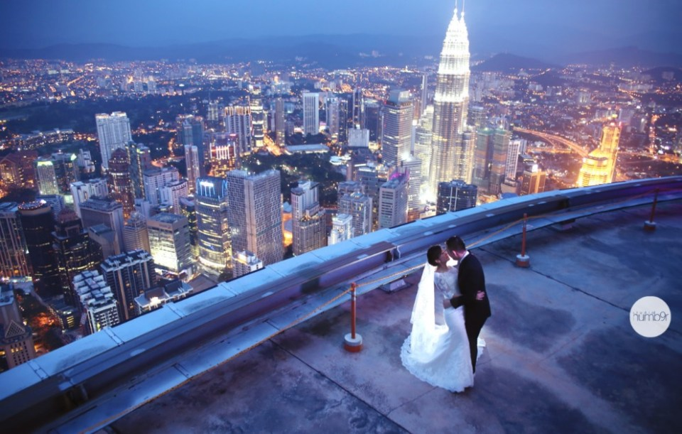 wedding venues malaysia - Kuala Lumpur Convention Center - Wedding Party