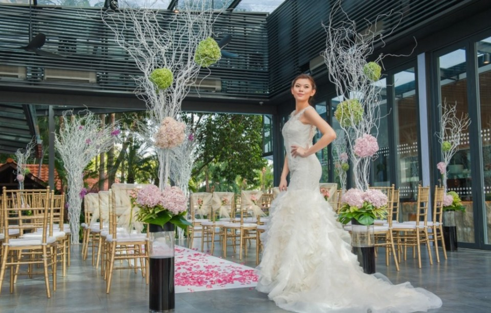 wedding venues malaysia - Le Meridien Kuala Lumpur