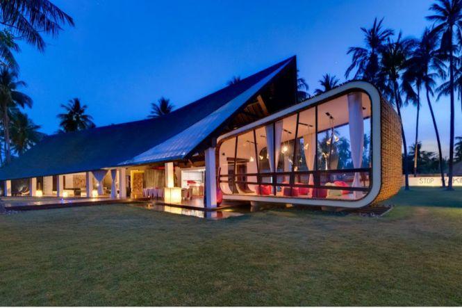 Lombok Hotels - Villa Sapi - Arquigrafia