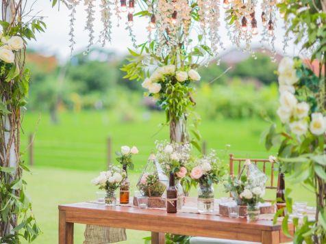wedding venues bali the samata sanur garden