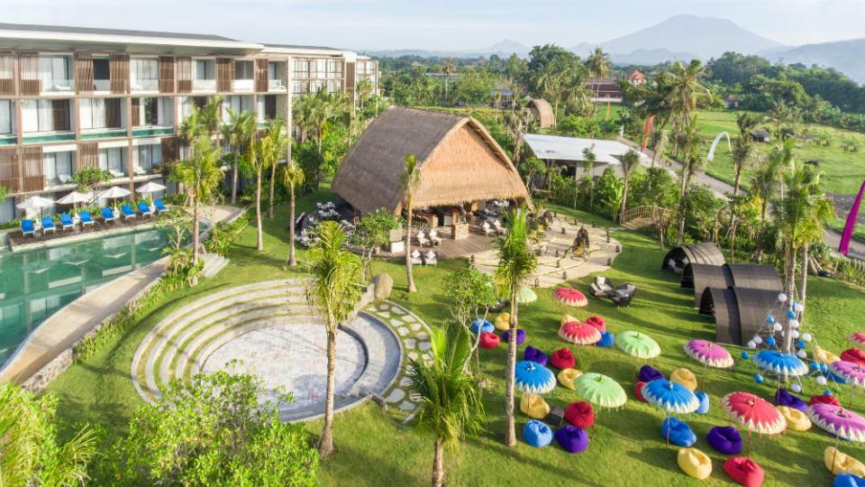 Wyndham Tamansari Jivva Bali Resort_Jivva Beach Club