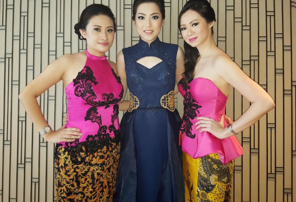 evening gown indonesia - Fenny Damian - Bridestory