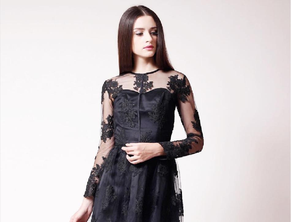 evening gown indonesia - Krinoline