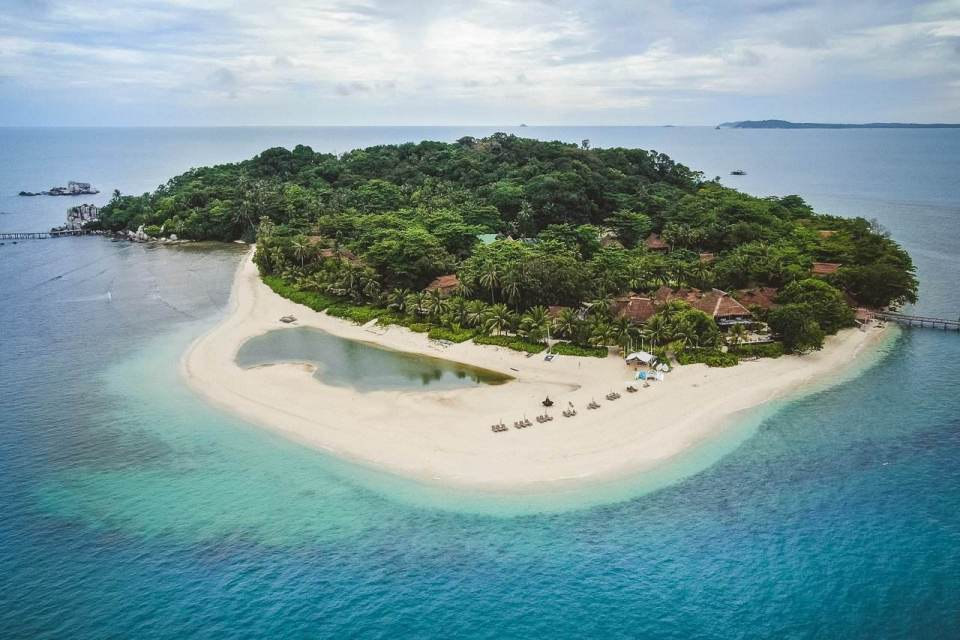 Nikoi Private Island Wedding Venue Indonesia