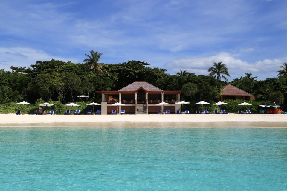 philippine honeymoon Amanpulo