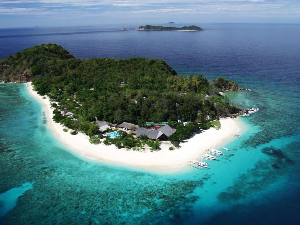 philippine honeymoon Club Paradise
