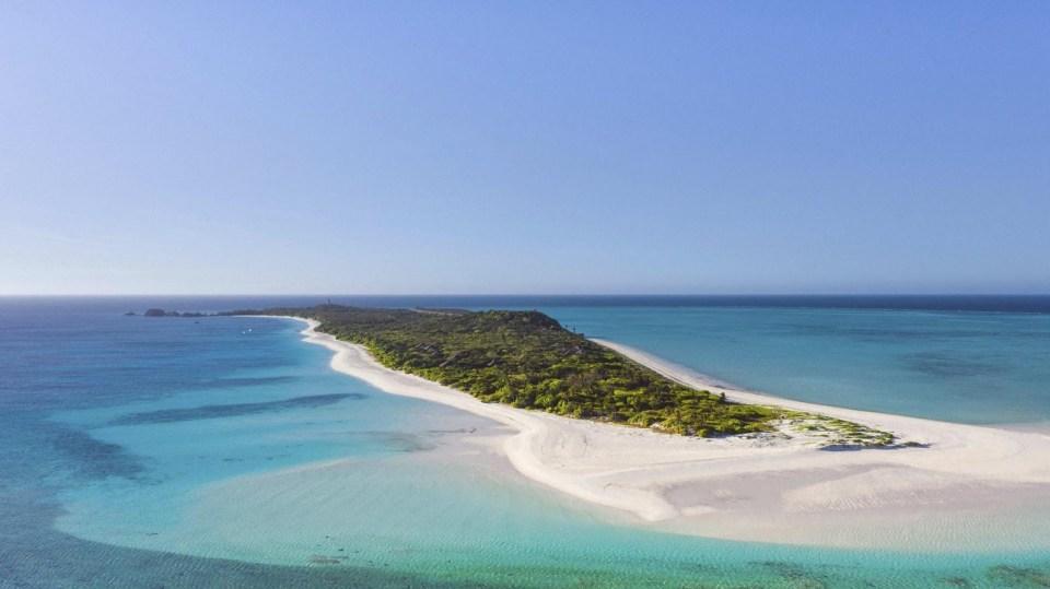 philippine honeymoon Pamalican Island