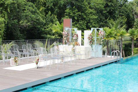 Amara Sanctuary Resort Sentosa Wedding 6