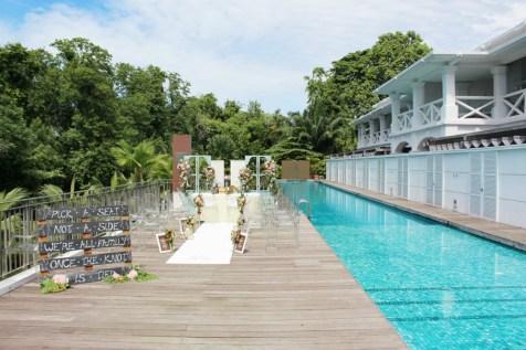 Amara Sanctuary Resort Sentosa Wedding 7