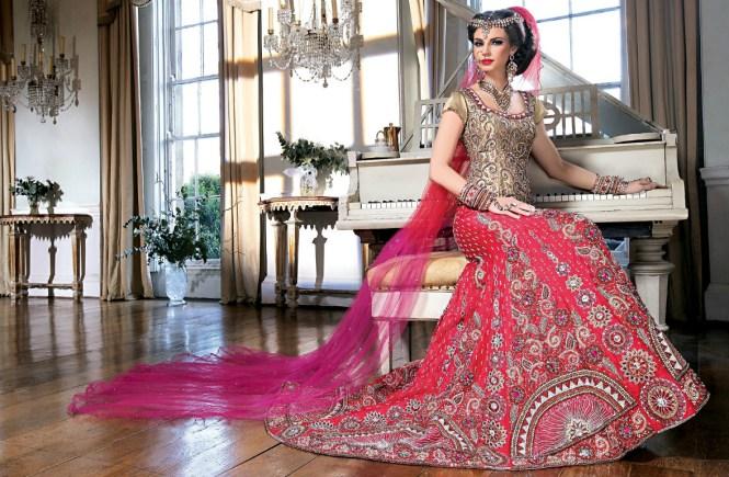 wedding dresses india