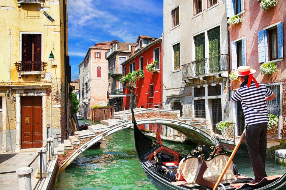 Europe Honeymoon Venice Italy
