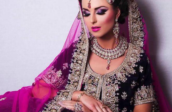 india wedding makeup artist