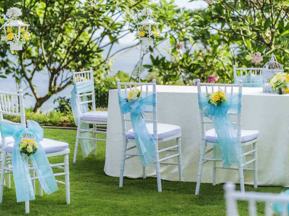 Top 10 Garden Wedding Venues in Singapore - Sofitel Singapore Sentosa Resort & Spa