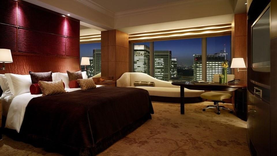 tokyo hotels - Shangri-La Hotel Tokyo