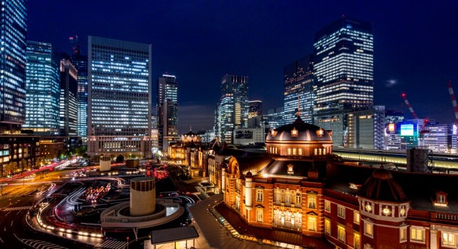 Top 10 most romantic hotels in tokyo the wedding vow for Small inns of the world
