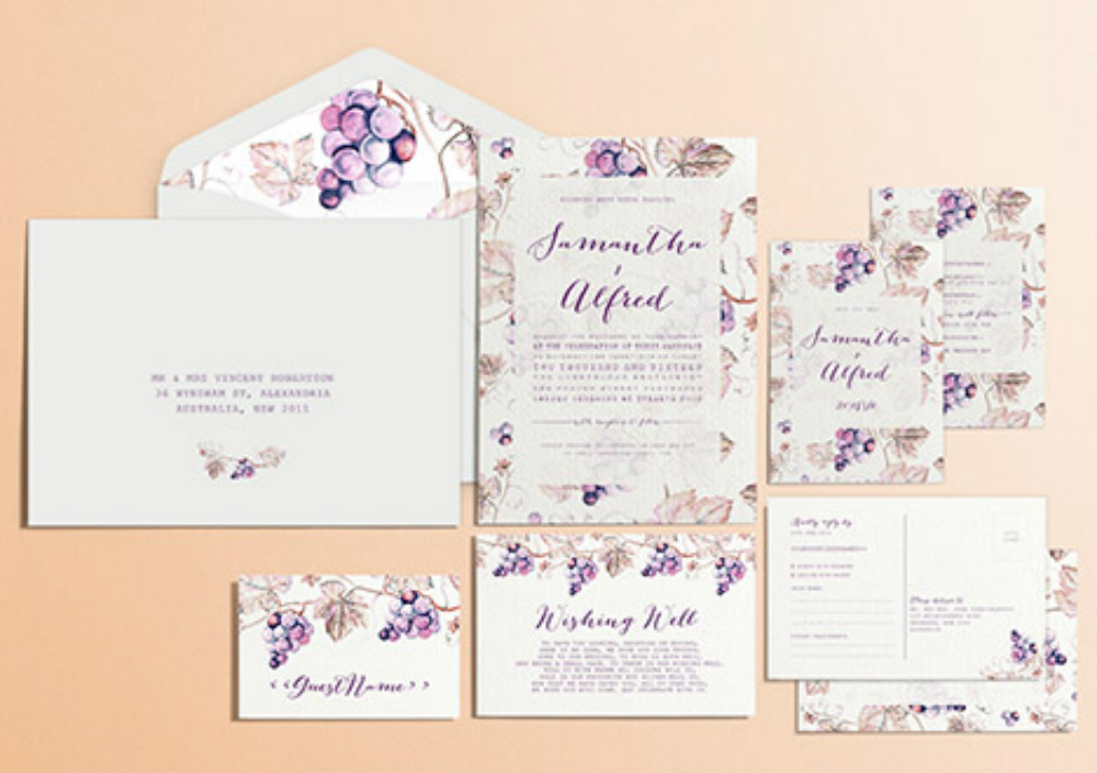 5 Dreamday Invitations The Wedding Vow