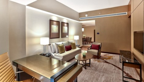 One Bedroom Suite - Living_Area