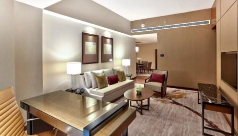 One Bedroom Suite - Living_Area