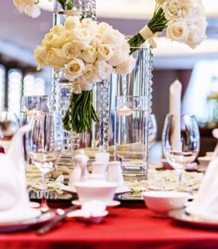 Renaissance Johor Bahru Wedding Decor 1