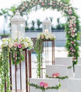 Renaissance Johor Bahru Wedding Decor 3