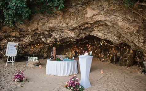 Samabe Bali Suites & Villas_Cave Wedding 2