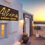 Seeking Sanctuary in Santorini at Athina Luxury Suites, A Magical Wedding & Honeymoon Destination in Greece