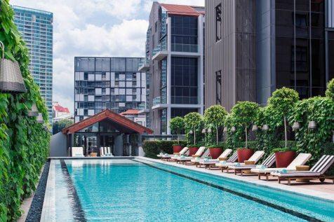 M Social Singapore - Pool 02