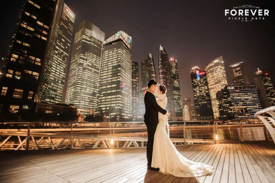 wedding packages singapore forever pixel art